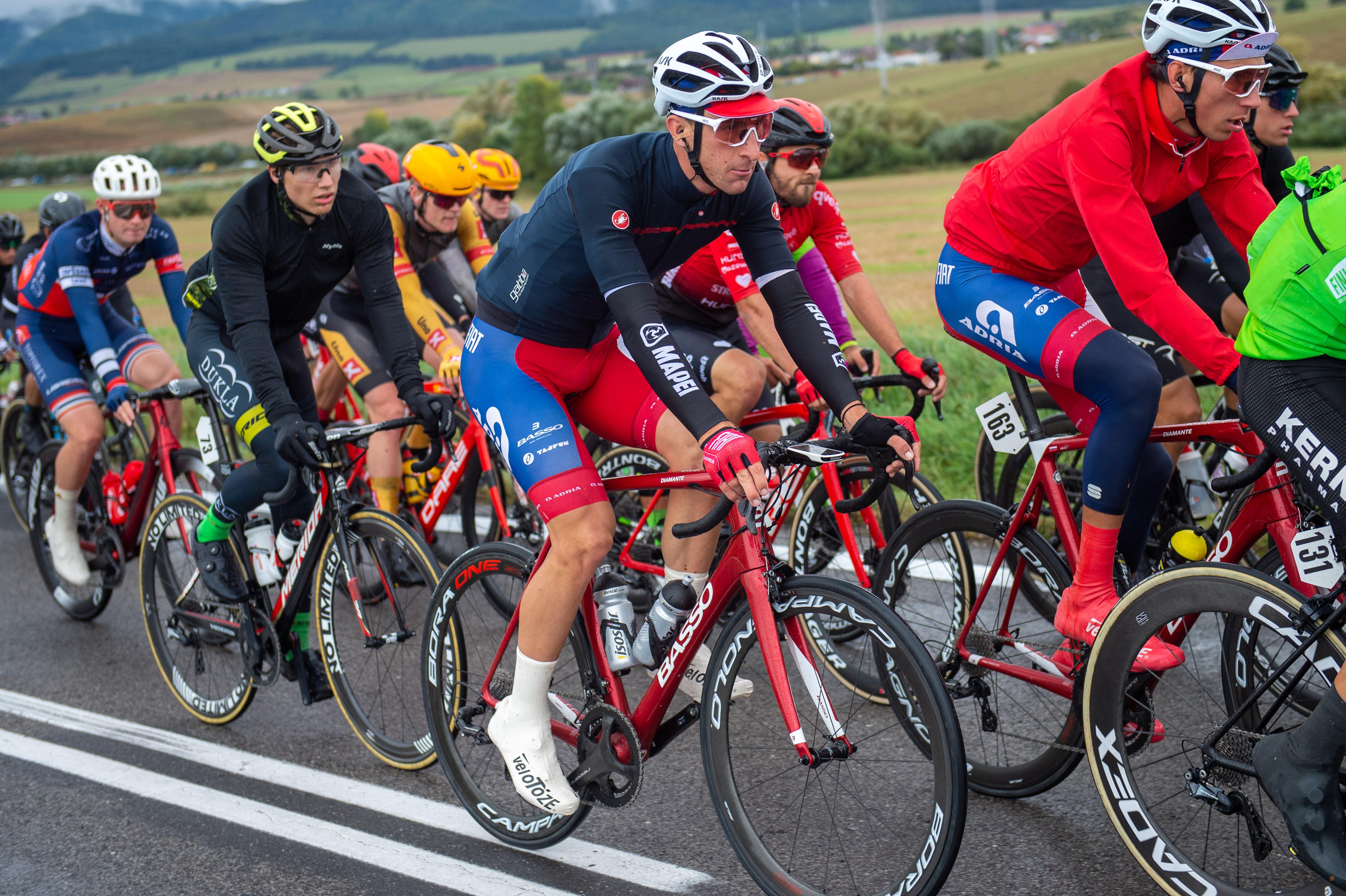 Na Slovaškem se nadaljuje šov sprinterjev